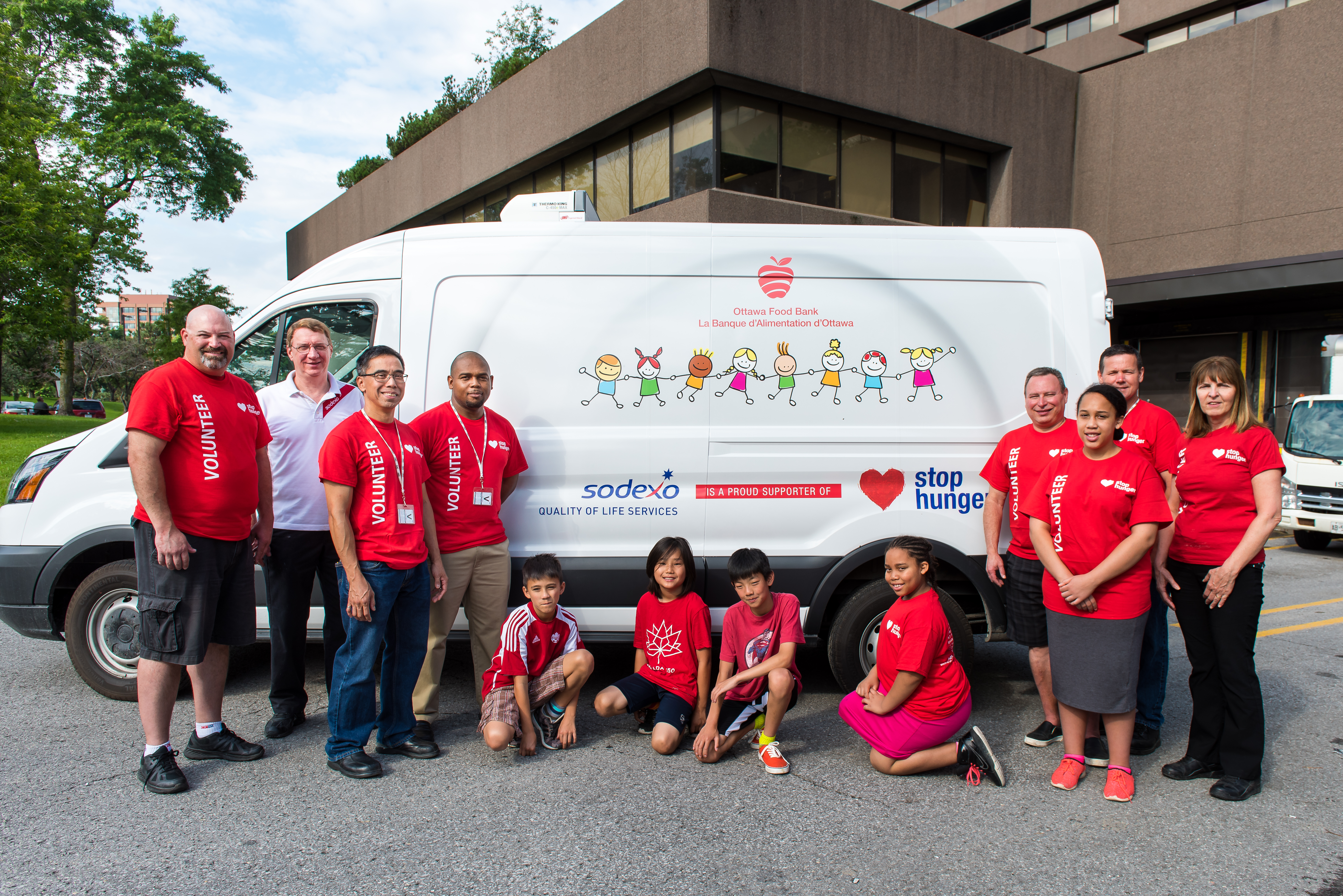New Wheels for Ottawa Food Bank