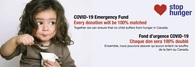 You still can contribute to our Stop Hunger COVID-19 Emergency Fund