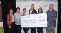 Brilliant Business Circle Members donated $50,000 in new grants to fight hunger
