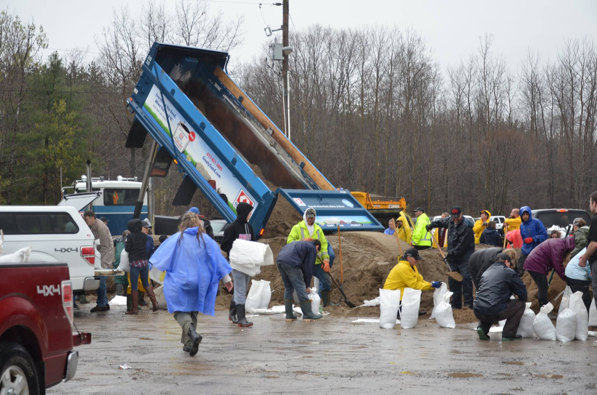 Constance Bay Flood Relief